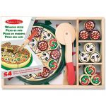 Drewniana pizza do krojenia Melissa&Doug